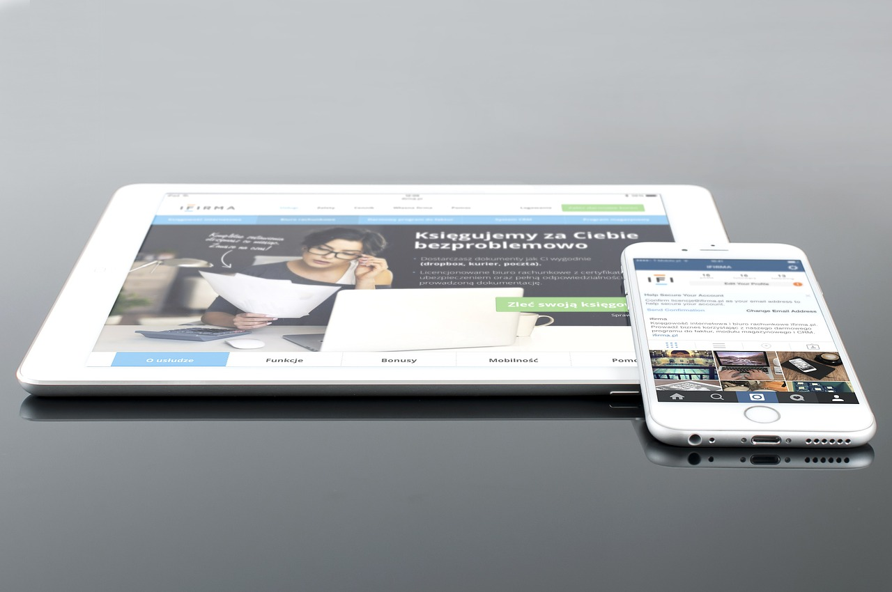 How to Create a Clean, Professional Website Design for your Business